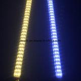 luz de tira rígida da barra do diodo emissor de luz de 144LEDs SMD5630