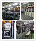 Máquina de moldagem por injeção TPU / TPR de cor dobro vertical