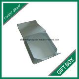 Rectángulo de papel de la cartulina plegable del paquete plano para el empaquetado de la ropa