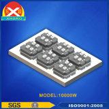 Теплоотвод 10000W водяного охлаждения плиты алюминия 6063