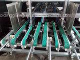 Canto seis separado automático do controle de motor quatro que dobra-se colando a máquina (GK-1200/1450PCS)