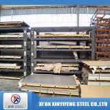 430 placa de acero inoxidable del grado 1.5m m densamente