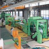 Larghezza d'acciaio della bobina taglio usato 1600 millimetri alla riga di lunghezza da vendere la riga di taglio