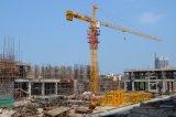 Qtz80 (TCT6013-8) cheErige costruzione che costruisce la gru a torre ambientale