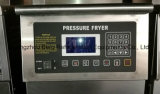 Geräten-Druck-Bratpfanne-Huhn der Lebesmittelanschaffung-Pfe-800, das Maschinen-Preis brät