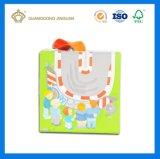 Cierre magnético rígido plegable mate cajas de embalaje de papel plegado plano (caja).
