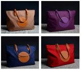 Handbag di cuoio dell'unità di elaborazione di modo dell'OEM bella della signora Women