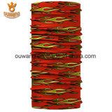 高品質によって編まれるMicrofiberの多目的首の管のスカーフ
