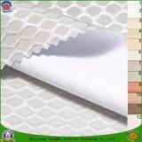 Tissu imperméable à l'eau d'arrêt total ignifuge de polyester tissé par textile à la maison pour le rideau en guichet