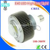 Melhor escolha! Armazém de fábrica LED Retrofit Bulbs CREE 150W 180W 200W 250W 300W Lâmpada E40