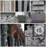 Pedra e mármore, granito, Tombstone, Headstone Máquina de gravura de escultura de corte CNC