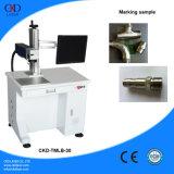 sistema da marcação do laser do Galvo da fibra de 20W 30W 50W com ISO do Ce