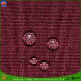 다채로운 길쌈한 폴리에스테는 리넨 정전 커튼 직물을 좋아한다