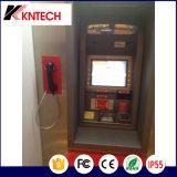Ligne directe automatique téléphone Emergency du téléphone Knzd-14 de numérotage