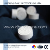 Algodão da tabuleta da moeda da venda por atacado da fábrica de China toalhas comprimidas feitas sob encomenda do mini mágicas