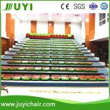 Bleachers стула оптовых Retractable мест VIP ткани Jy-765 используемые наградой телескопичные