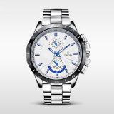 Vigilanza degli uomini del progettista del quarzo di alta qualità, orologio 72223 del quarzo