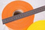 Maglia concreta della fibra, colore di rinforzo dell'arancio della maglia 1X50m 160GSM 5X5mesh della vetroresina