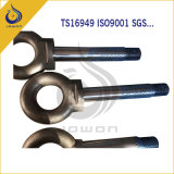 Peças de usinagem CNC Casting de aço carbono