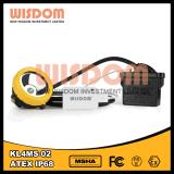 Мудрость KL4МС-02 аккумуляторов индикатор Miner света, Кемпинг лампа, шахтеры крышку лампы