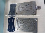 Hochfrequenzmotorrad-Sturzhelm-innere Auflage des schweißens-15kw und des Ausschnitts, die Maschine herstellt