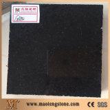 Lastra Polished del granito di alta qualità inclusa galassia nera