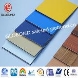 Het Comité van Aluminio Compuesto van Globond, ACS, Acm, PVDF, Bekleding, Nano Feve,