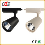 Voie professionnelle de l'éclairage LED lumière voie PAR28 PAR30 LED feux d'intérieur d'éclairage de plafond