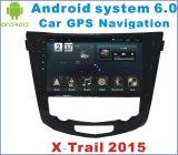 Stereo автомобиля Android 6.0 для Nissan X-Отставет 2014-2016 с навигацией автомобиля