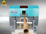 La pipe traitant le découpage troue le matériel