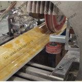 PVC 건축 훈장 선을%s UV 대리석 단면도 밀어남 기계
