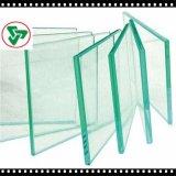 3mm-19mmの建物のための製造によってカスタマイズされる緩和されたフロートガラス