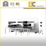 エネルギー保存の電気単一のサーボタレットの穿孔器出版物機械
