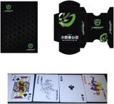 Таможня рекламируя играя карточки/покер/мост/Tarot/карточки игры