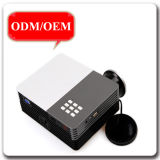 OEM ODM 600 Lumen HD LED Mini projecteur Support HDMI / VGA / AV / USB / Carte SD