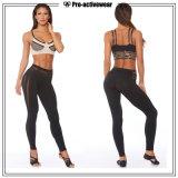 Bester Qualitätsfrauen-Sport trägt schnelle trockene Yoga-Hosen