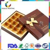 Eco-Frindly Caixa de presente de papel de qualidade durável com incrustação de divisor
