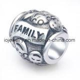 Cordón de joyas de la familia Grabado personalizado