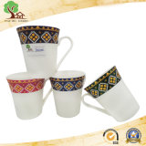 Embossment de Ceramische Kop van de Thee van de Koffie van de Mok 10oz voor de Mok van de Gift