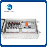 Contenitore di combinatrice di schiera solare per il sistema largo dell'intervallo di tensione