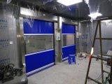Statisch-Zeile verursachte Rolle herauf schnelle Tür für Werkstatt