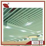 45 * 60 * 0.7mm deflector de techo de aluminio del medio ambiente Fácil Installtion