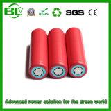 Batterie d'ion de lithium de SANYO 2600mAh 18650 de taux élevé avec la haute énergie et le taux inférieur de décharge spontanée