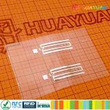 Tag seco do embutimento da freqüência ultraelevada do sistema de seguimento 9620/9720/9820 RFID do produto
