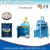 Machine hydraulique de presse à emballer de bidon à pétrole/presse hydraulique de mitraille