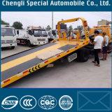 Marque Isuzu 4X2 600 Chariot de récupération en vertu de levage du chariot de remorquage du véhicule