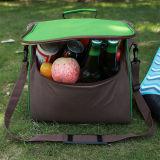 Sacchetto di picnic della spalla per la persona 4 con lo scompartimento più freddo