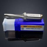 Indexable Drilling инструменты U-Сверлят Ud40. Sp06.155. W25 с вставкой Spgt06 Spmg06 карбида