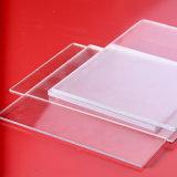 Feuille en plastique solide 20mm de polycarbonate d'anti espace libre résistant UV de regain de Makrolon