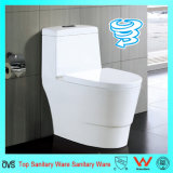 Ovs Ceramic Bathroom Best Design Sanitary Ware Siphonic One / 1piece Bothroom Toilet